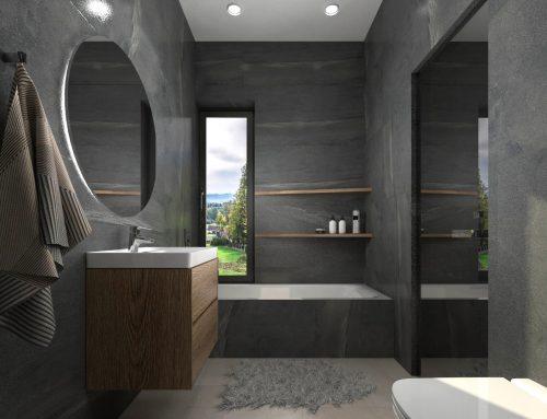 Vizualizácie kúpeľní